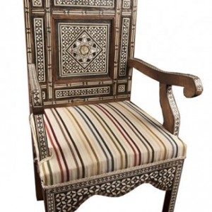Syrian_Mother_of_pearl_inlaid_chair