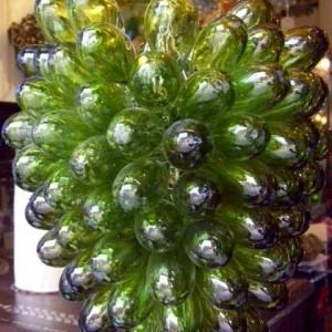 Green_Glass_ Grape_Light_Artiquea_Lighting_Best_Seller