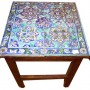 Hand-Made Tiled Table