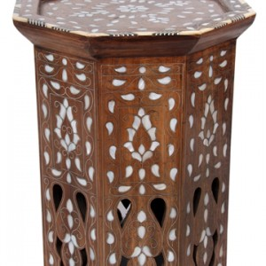 Syrian_octagonal_mother_of_pearl_table
