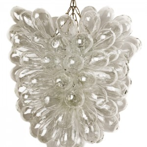 Large_Clear_ Glass_Grape_Light_Artiquea_Lighting_Best_Seller