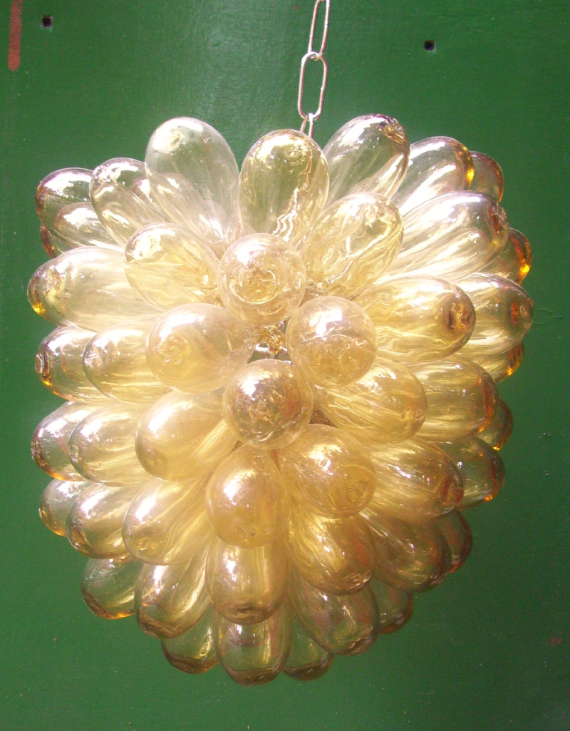 Recycled_Amber_Glass_Grape_Light_Best_Seller