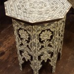 fully inlaid table 019