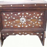 Syrian_inlaid_Trunk/Table